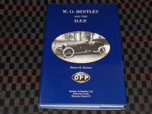 W.O. Bentley and the D.F.P (Brown 2003)